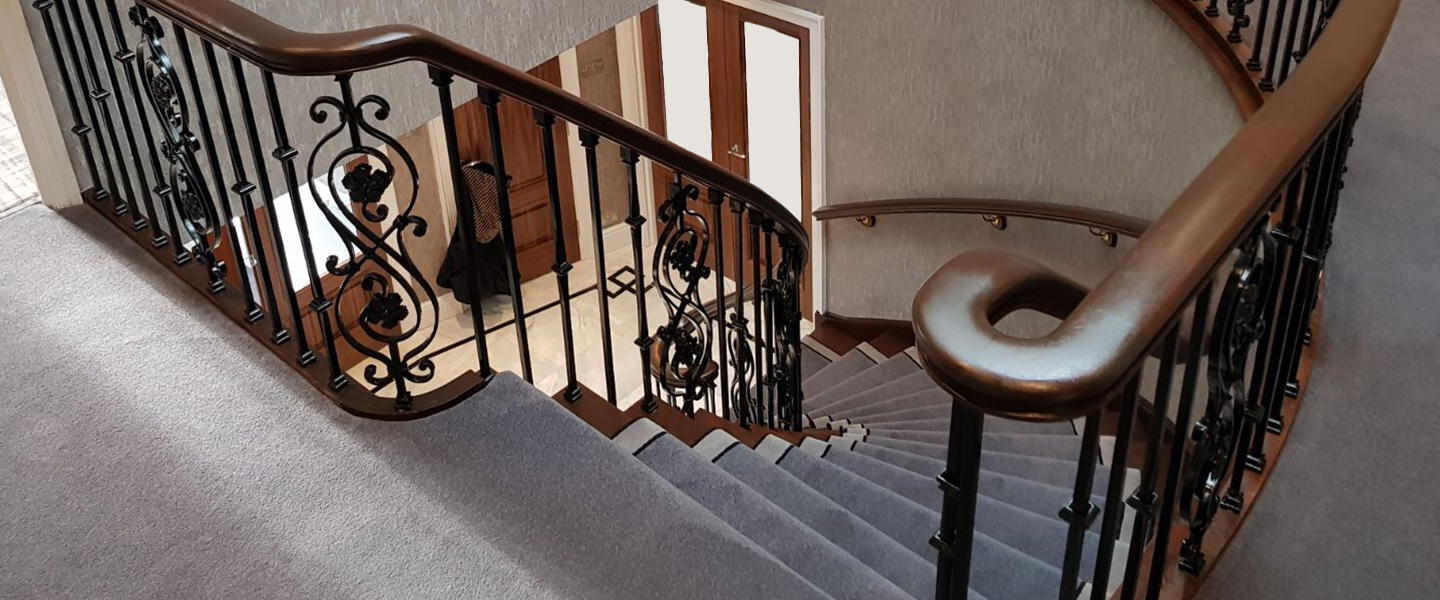 Wrought Iron Stair Spindles Supplier. PHG Stair Spindles Direct Wigan
