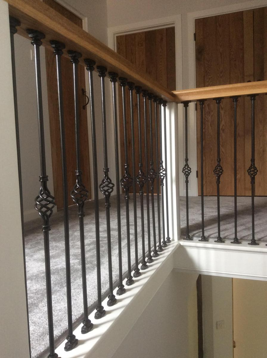 Wrought Iron Stair Spindles Supplier Phg Stair Spindles